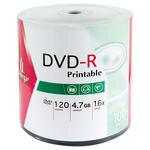Iomega IDSP100PR DVD-R Printable 16X 4.7 GB Robotik 100'lü Paket