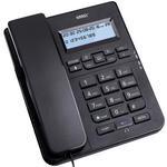 Karel TM145 Ekranlı Kablolu Telefon Siyah