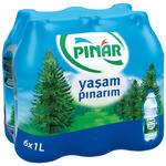 Pınar Su 1 lt 6'lı Paket