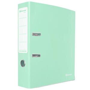 Avansas Colours Plastik Klasör Geniş A4 Pastel Yeşil