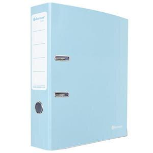 Avansas Colours Plastik Klasör Geniş A4 Pastel Buz Mavisi
