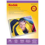 Kodak Fotoğraf Kağıdı 230 gr 130 mm x 180 mm 100 Sayfa