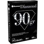 Avansas Diamond A4 Fotokopi Kağıdı 90 gr 1 Paket (400 Sayfa)