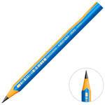 Bic Kids Evolution 919262 Üçgen Jumbo Kurşun Kalem Mavi 12'li Paket