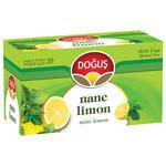 Doğuş Bitki Çayı Nane Limon 20'li Paket