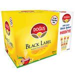 Doğuş Black Label Bardak Poşet Çay 500'lü + 500 Adet Doğuş Stick Şeker Hediyeli