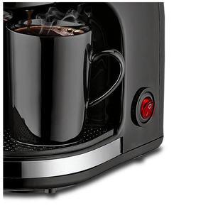 Goldmaster GM-7331 Zinde Filtre Kahve Makinesi İki Kupa Bardak Hediyeli