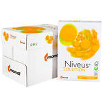 Niveus Solution A4 Fotokopi Kağıdı 80 gr 1 Koli (5 Paket)
