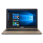 "Asus X540UA-GO2447 i3 4 GB 256 GB SSD 15.6"" Freedos Notebook"