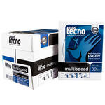 Tecno Multispeed A4 Fotokopi Kağıdı 80 gr 1 Koli (5 Paket)