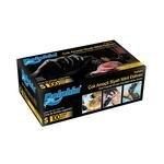 Dolphin Çok Amaçlı Nitril Eldiven Siyah Small 100'lü Paket