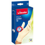 Vileda Kullan At Multi Latex Pudrasız Eldiven 10'lu Paket
