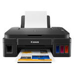 Canon Pixma G2411 Çok Fonksiyonlu Mürekkep Tanklı Renkli Yazıcı