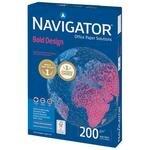Navigator A4 Beyaz Fotokopi Kağıdı 200 gr 1 Paket (150 sayfa)