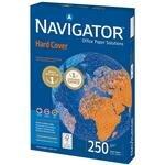 Navigator A4 Beyaz Fotokopi Kağıdı 250 gr 1 Paket (125 sayfa)