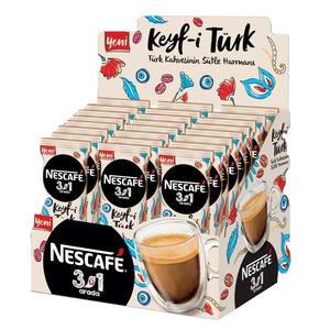 Nescafe 3'ü 1 Arada Keyf-i Türk 24'lü Paket