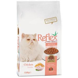 Reflex Tavuklu Yavru Kedi Maması 1.5 kg