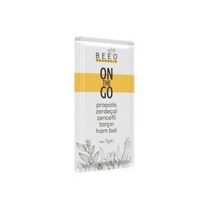 Bee'O Propolis On The Go Zerdeçal Tarçın 7 gr 7'li Paket