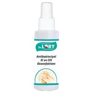 Dr. Lory Alkol Bazlı El ve Cilt Dezenfektanı 100 ml