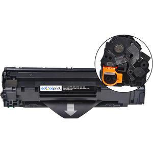Econoprint HP 36A Siyah Muadil Toner CB436A