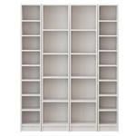 Avansas Comfort 4'lü Takım 26 Raflı Kitaplık Beyaz