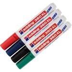 Edding 360 XL Tahta Kalemi Yuvarlak Uçlu Karışık Renk 4'lü Paket
